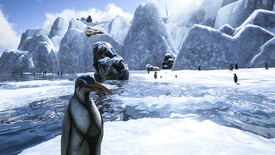 Image for Ark Adds Giant Anglerfish And Friendly Penguins