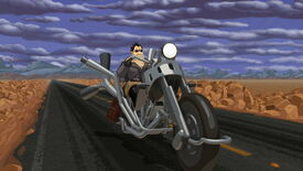 Image for Full Throttle Remastered rides again in April