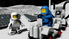 Image for LEGO Worlds blasting off to vintage Space in first DLC
