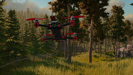 Image for Liftoff Brings Drone Racing To Early Access