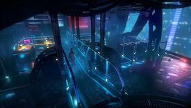 Image for Ama's Lullaby is a cyberpunk adventure influenced by Westwood's Blade Runner