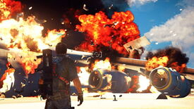 Image for Just Cause 3 multiplayer mod parachutes onto Steam next week