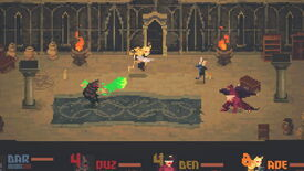 Image for 1v3 dungeon crawler Crawl crawls out in April