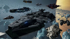 Image for Yager's spaceship 'em up Dreadnought hits open beta