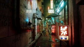 Image for Watch A Cybercat Explore A Kowloon-y Cybercity