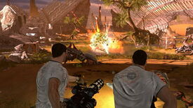Image for Jack in for chum shootyfun with Serious Sam VR co-op