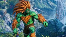 Image for Electric green man Blanka finally returns to Street Fighter