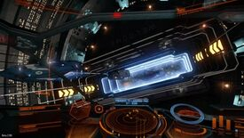 Image for A Spaceship For Christmas - Elite: Dangerous Dated