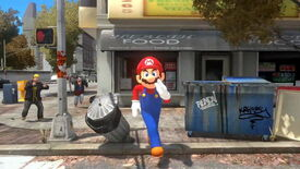 Image for Super Mario Odyssey's PC port is grittier than expected
