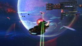 Image for Rebel Galaxy: Runic Vets' Space Sandbox Due In October