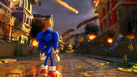 Image for Sonic Forces gameplay vid shows new 3D go-fast 'em up