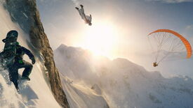 Image for Snow joke: Steep now preloading for open beta weekend