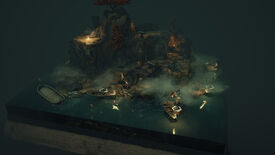 Image for Wartile wages RTS war in pretty dioramas
