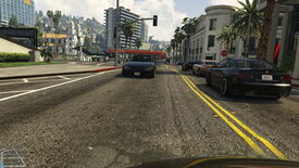 Image for Watch this AI learn to drive inside Grand Theft Auto V
