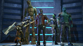 Image for Telltale's Guardians of the Galaxy series started today
