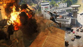 Image for Just Cause 3 Trailer Shows High-Res 4K Explosions