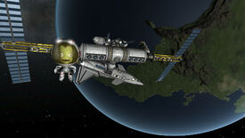 Image for Kerbal Space Program's first expansion is Making History