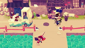 Image for Cats and crafts in gorgeous Mineko's Night Market