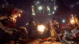 Image for Watch 17 minutes of Space Hulk: Deathwing singleplayer