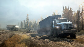 Image for Spintires returning enhanced & expanded in MudRunner