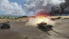 Image for Splash Damage working with World of Tanks company on something warnew