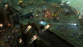 Image for Dawn of War 3 gameplay vid shows 40-minute 3v3 match