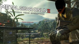 Image for Metal Gear Online Bursts Out Its Beta Box