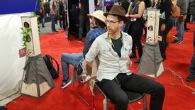 Image for I got tied to a chair at Alt.Ctrl.GDC and it was wild