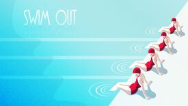 Image for Swim Out is a gorgeous, stylish pool puzzler