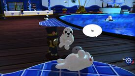 Image for A Hat In Time's new DLC is free today and turns up the heat on an arctic cruise