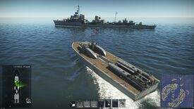 Image for War Thunder gazes naval-wards in the massive Masters Of The Sea update