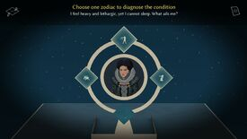 Image for Divine diagnoses from the stars in Astrologaster