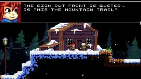 Image for TowerFall Creator Announces Mountain 'Em Up Celeste