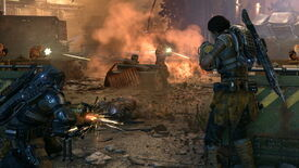 Image for Cover This: Gears Of War 4 Vid Shows Physics Traps
