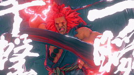 Image for Street Fighter 5 invokes Raging Demon, punishes rage quitting