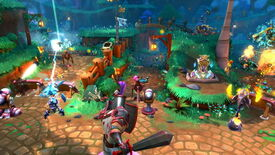 Image for Dungeon Defenders 2 launches out of early access