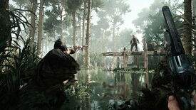 Image for Crytek's monsterhunt FPS Hunt: Showdown looks neat