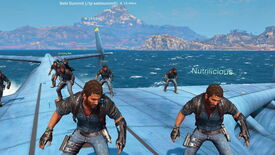 Image for Just Cause 3 Multiplayer mod explodes onto Steam