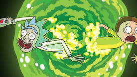 Image for Rick And Morty Warp Into Dota 2 With Announcer Pack