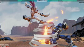 Image for Down Right False: One-Button Moves In Rising Thunder