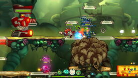 Image for Gnarly: Awesomenauts Overdrive Expansion Announced