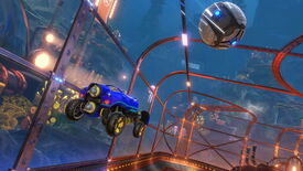 Image for Liquid Football: Rocket League Getting Free AquaDome