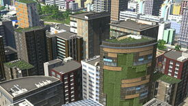 Image for Cities: Skylines erects Green Cities expansion this year