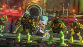 Image for Platinum's Ninja Turtles Game Cowabungaing Into May