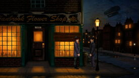 Image for Golden Wake Dev's New Steampunk-ish Adventure Game