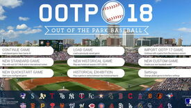 Image for Bat Men: Out Of The Park Baseball 18 out now