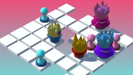Image for Chess With Boobytraps: Chesser