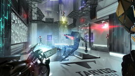 Image for Deus Ex launches Breach F2P spin-off, free VR doodad
