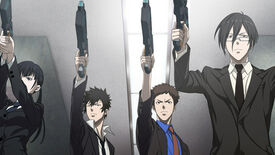 Image for Psycho-Pass: Mandatory Happiness spins off onto PC