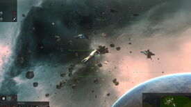 Image for Laser-Launching RTS Shallow Space Hits Early Access